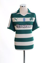 2016-17 Panathinaikos Home Shirt *Mint* XL