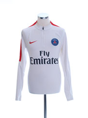 2016-17 Paris Saint-Germain Nike Training Top L