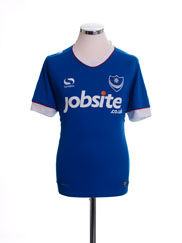 2016-17 Portsmouth Home Shirt S