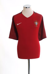 2016-17 Portugal Home Shirt M.Boys