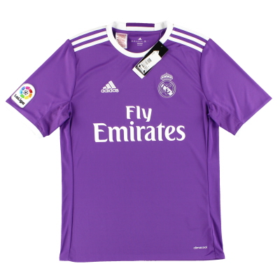 2016-17 Real Madrid adidas Away Shirt *w/tags* XL.Boys