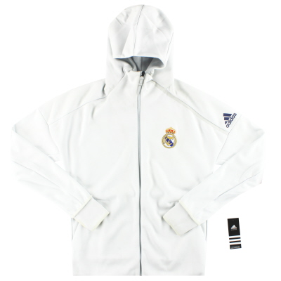 2016-17 Real Madrid adidas ZNE Anthem Jacket *BNIB* L