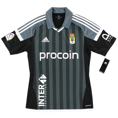 2016-17 Real Oviedo Away Shirt *BNIB*