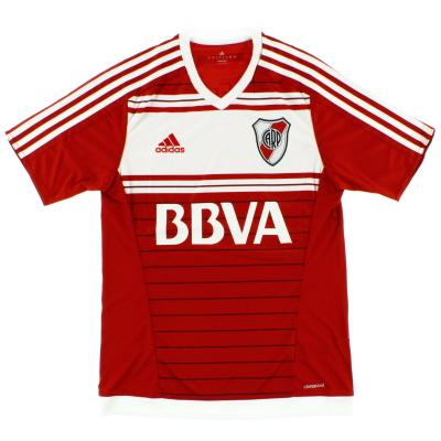 2016-17 River Plate adidas Away Shirt *BNIB*