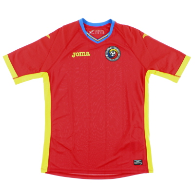2016-17 Romania Away Shirt XL