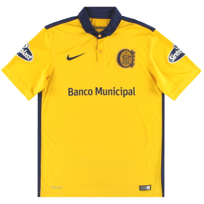 2016-17 Rosario Central Nike Away Shirt M