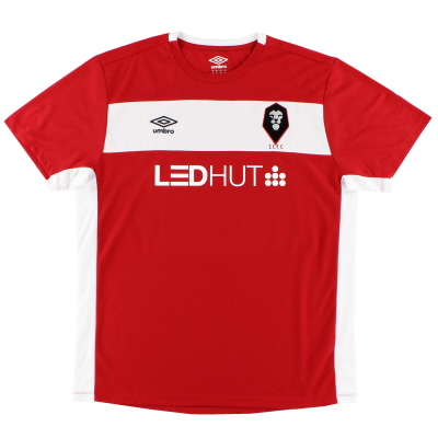2016-17 Salford City Home Shirt XL