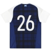 2016-17 Scotland adidas Player Issue Home Shirt #26