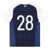 2016-17 Scotland adidas Player Issue Home Shirt #28 L