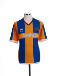 2016-17 Shrewsbury Home Shirt *BNIB*