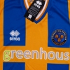 2016-17 Shrewsbury Home Shirt *BNIB* L/S M