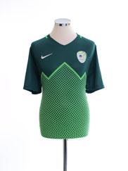2016-17 Slovenia Away Shirt L