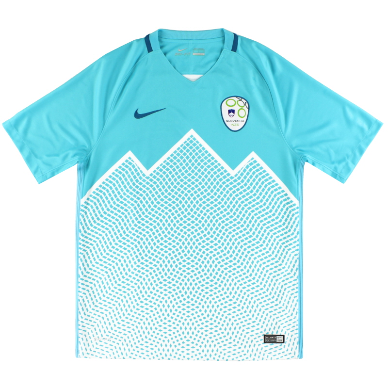2016-17 Slovenia Nike Home Shirt *As New* M