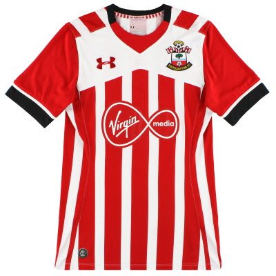 2016-17 Southampton Under Armour Home Shirt S