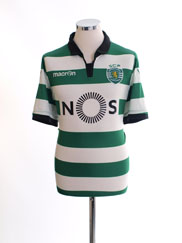 2016-17 Sporting Lisbon Home Shirt XL