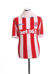 Stoke City  home camisa (Original)
