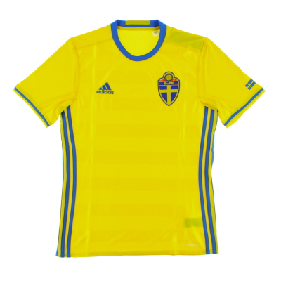 2016-17 Sweden Home Shirt *BNIB*