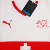 2016-17 Switzerland Player Issue Away Shirt (ACTV Fit)*w/tags*