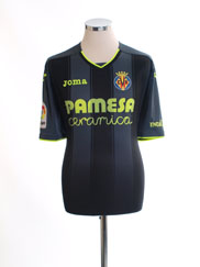 2016-17 Villarreal Away Shirt XL