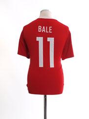 2016-17 Wales Home Shirt Bale #11 *Mint* XL