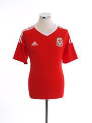 2016-17 Wales Home Shirt *BNWT* M