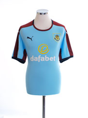 2016-18 Burnley Away Shirt L