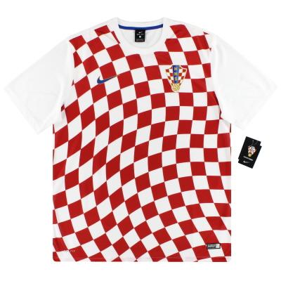 2016-18 Croatia Nike Basic Home Shirt *w/tags* M