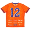 2016 Albirex Niigata '20th Anniversary' Home Shirt #12 *Mint* L