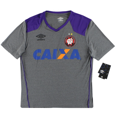 2016 Atletico Paranaense Umbro Training Shirt *BNIB* L