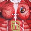 2016 CD Palencia 'Anatomy' Play-Off Home Shirt *BNIB*