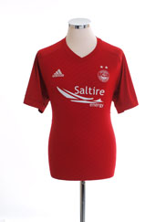 2017-18 Aberdeen Home Shirt