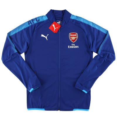2017-18 Arsenal Puma Stadium Jacket *BNIB*