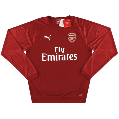 2017-18 Arsenal Puma Sweatshirt *BNIB* M