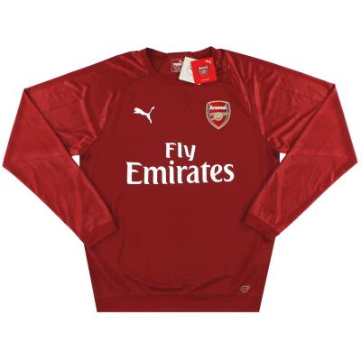 2017-18 Arsenal Puma Sweatshirt *BNIB* L