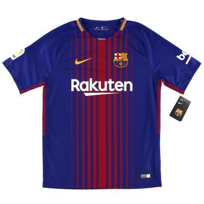 2017-18 Barcelona Home Shirt *w/tags*