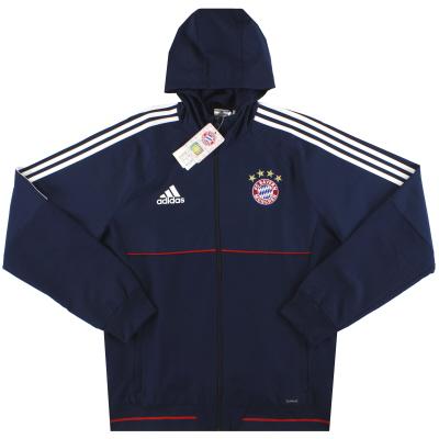 2017-18 Bayern Munich adidas Presentation Jacket *BNIB*