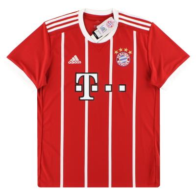 2017-18 Bayern Munich adidas Home Shirt *w/tags* S