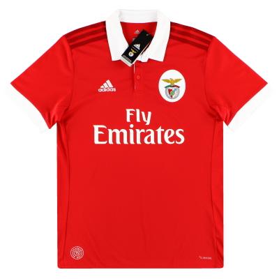 2017-18 Benfica adidas Home Shirt *BNIB*