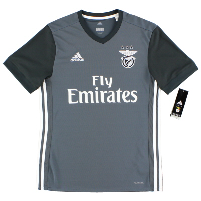 2017-18 Benfica Away Shirt *BNIB*