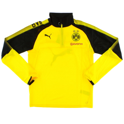 2017-18 Borussia Dortmund Puma Training Top *BNIB*