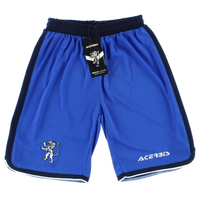 2017-18 Brescia Acerbis Blue Third Shorts *BNIB*