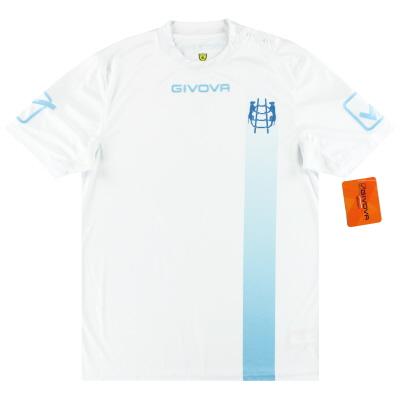2017-18 Chievo Verona Givova Away Shirt *BNIB*