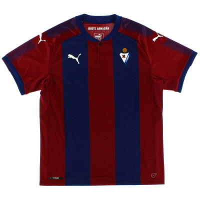 2017-18 Eibar Home Shirt *w/tags*