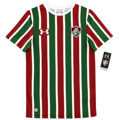 2017-18 Fluminense Under Armour Home Shirt *BNIB* S