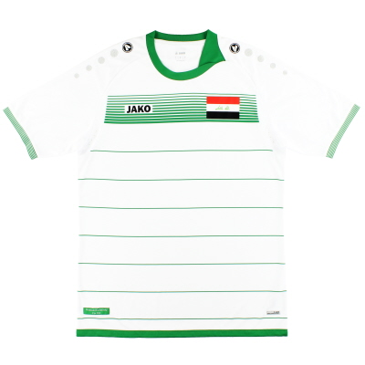 2017-18 Iraq Jako Away Shirt *As New*