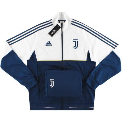 2017-18 Juventus adidas PES Tracksuit *BNIB* L