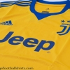 2017-18 Juventus Away Shirt *BNIB* S