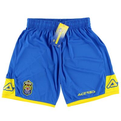 2017-18 Las Palmas Acerbis Home Shorts*BNIB* XS