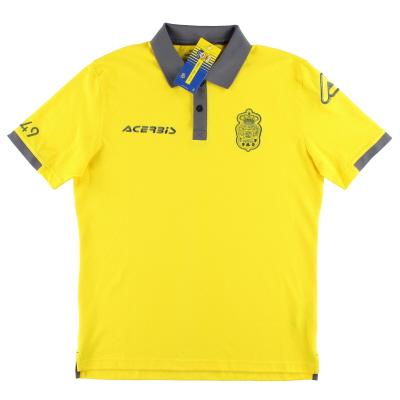 2017-18 Las Palmas Acerbis Polo Shirt *BNIB* M