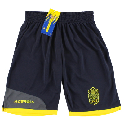2017-18 Las Palmas Acerbis Training Shorts *BNIB* XS